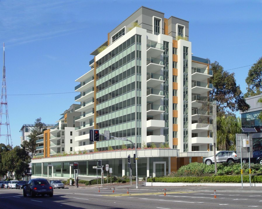 Chatswood Residential Mixed Use Development Site