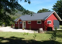 Winter rental - The Red Hus