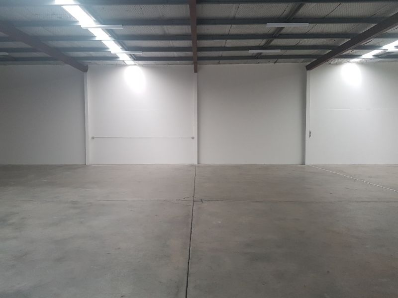 ONLY 1 LEFT - 325sqm Warehouse with Office