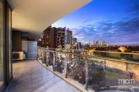 Stunning City and Garden Views from The Emerald