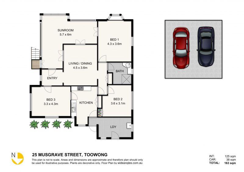 25 Musgrave Street Toowong 4066