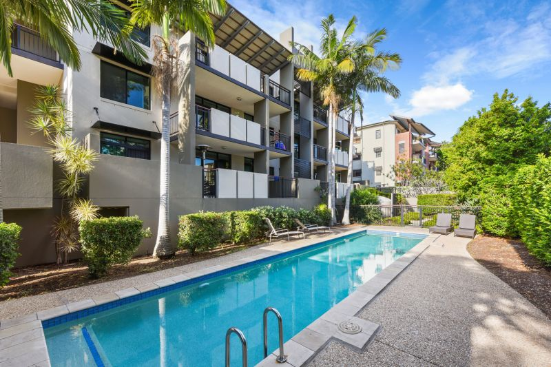 21/1 Newstead Avenue, Newstead, QLD