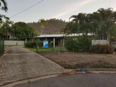 3 Bedrooms house in a good central location.