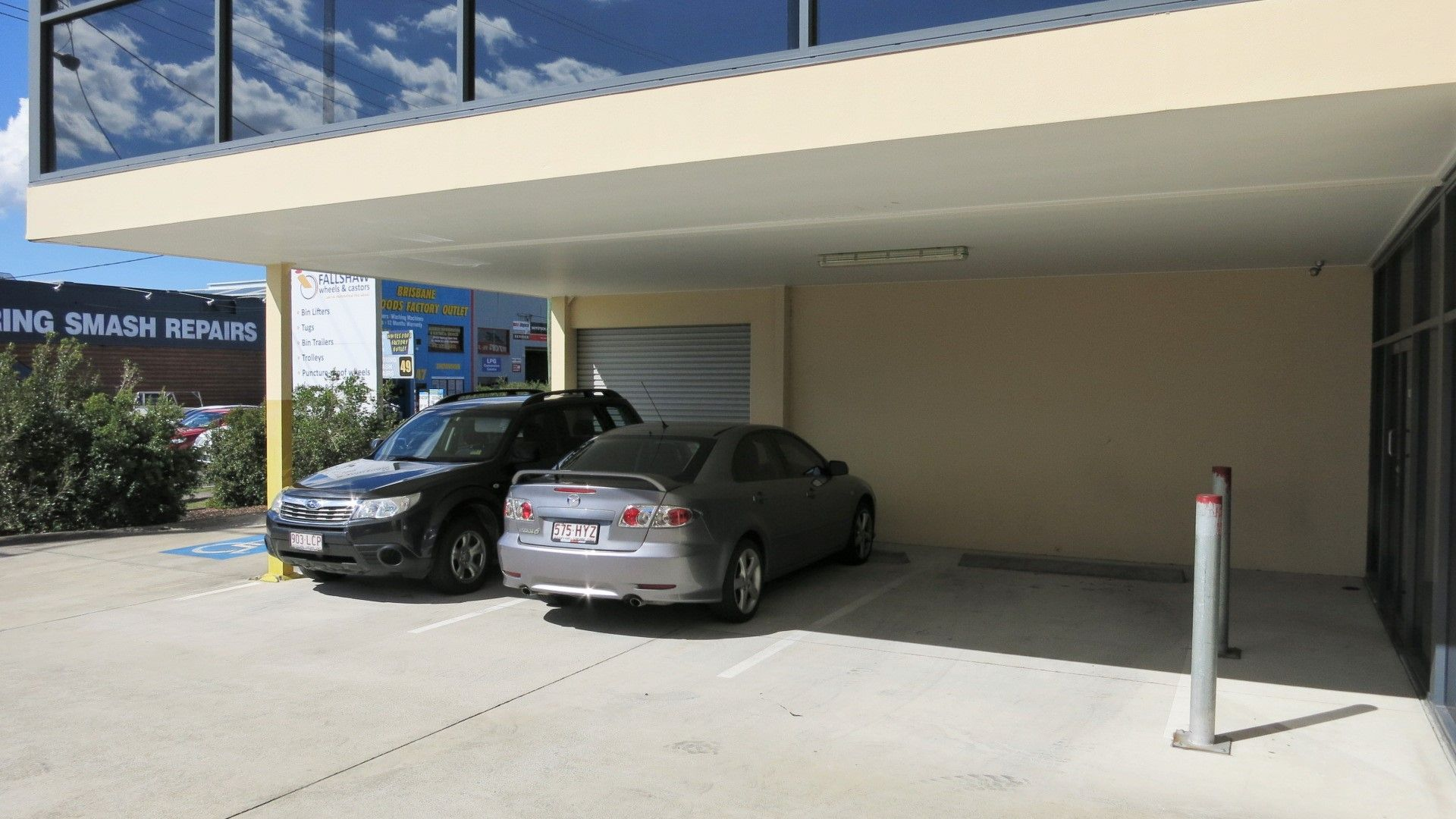 Enoggera 400m² Office / Warehouse For Lease