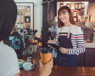 Exceptional franchise café for sale in Melbourne's North - Ref:10714