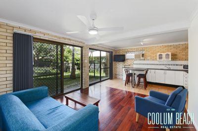 Ground floor Flat - Central Coolum