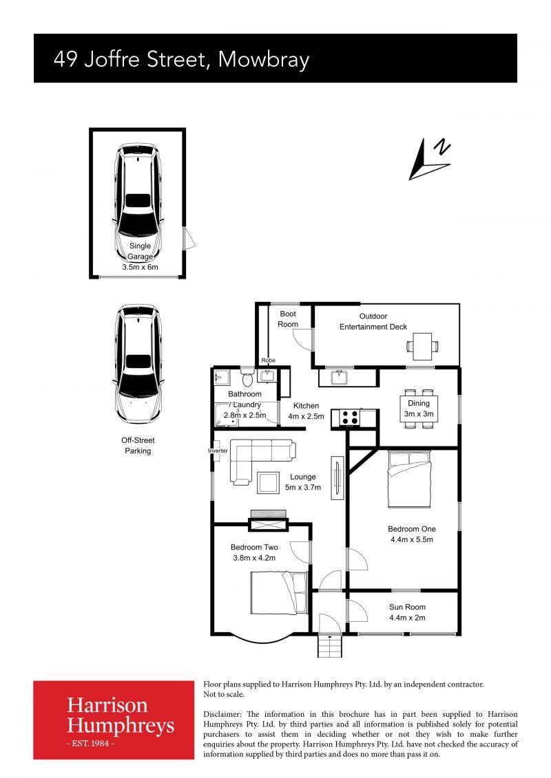 49 Joffre Street Floorplan