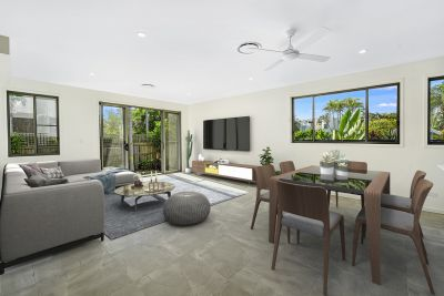 Brand New a Block from The Broadwater!