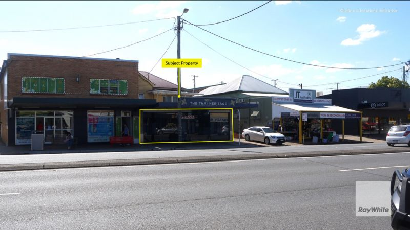 Multi-Use Opportunity with Current Restaurant Fit Out