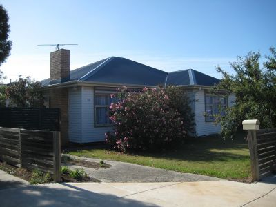 Updated Weatherboard Home