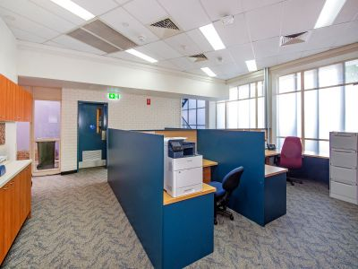 HIGHLY EXPOSED OFFICE/RETIAL WITHIN HIGH GROWTH CORRIDOR!