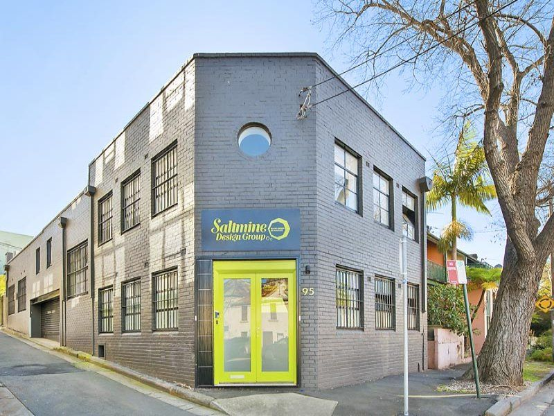 Whole Creative 300m2 Building - Available Now, Be Impressed.