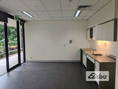 PLUG AND PLAY OFFICE WITH RIVER VIEWS!