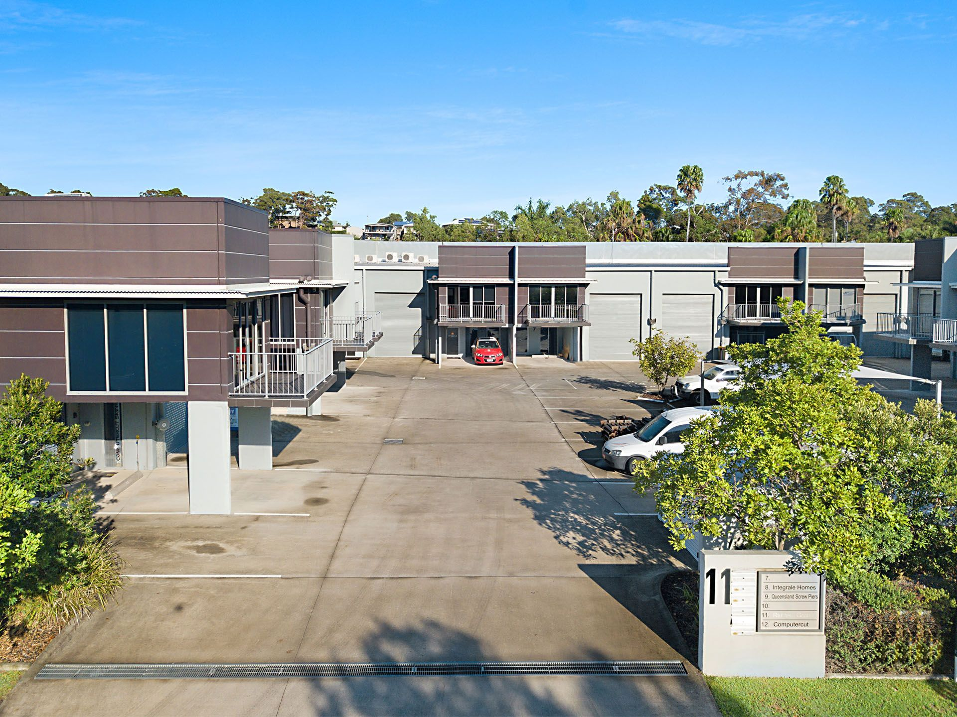 Warehouse and First Rate Office Package in Caloundra