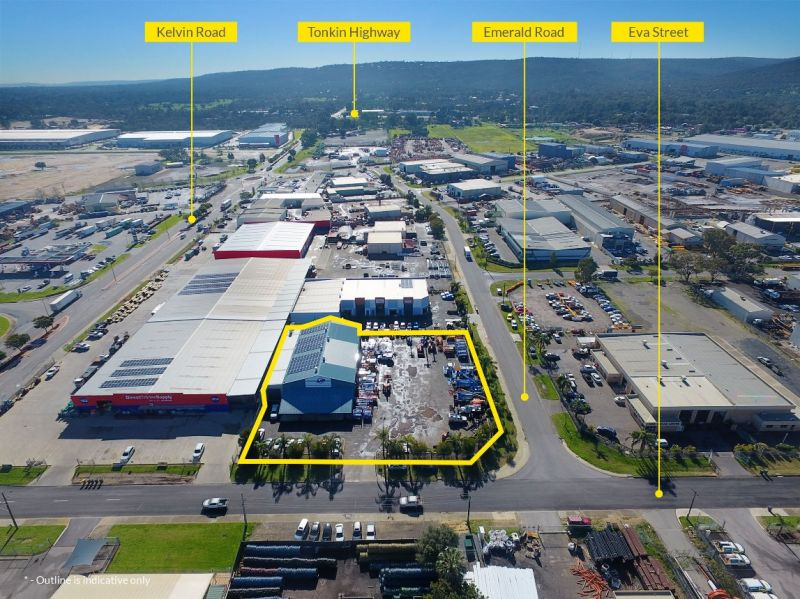 QUALITY FACILITY WITH SUBSTANTIAL YARD