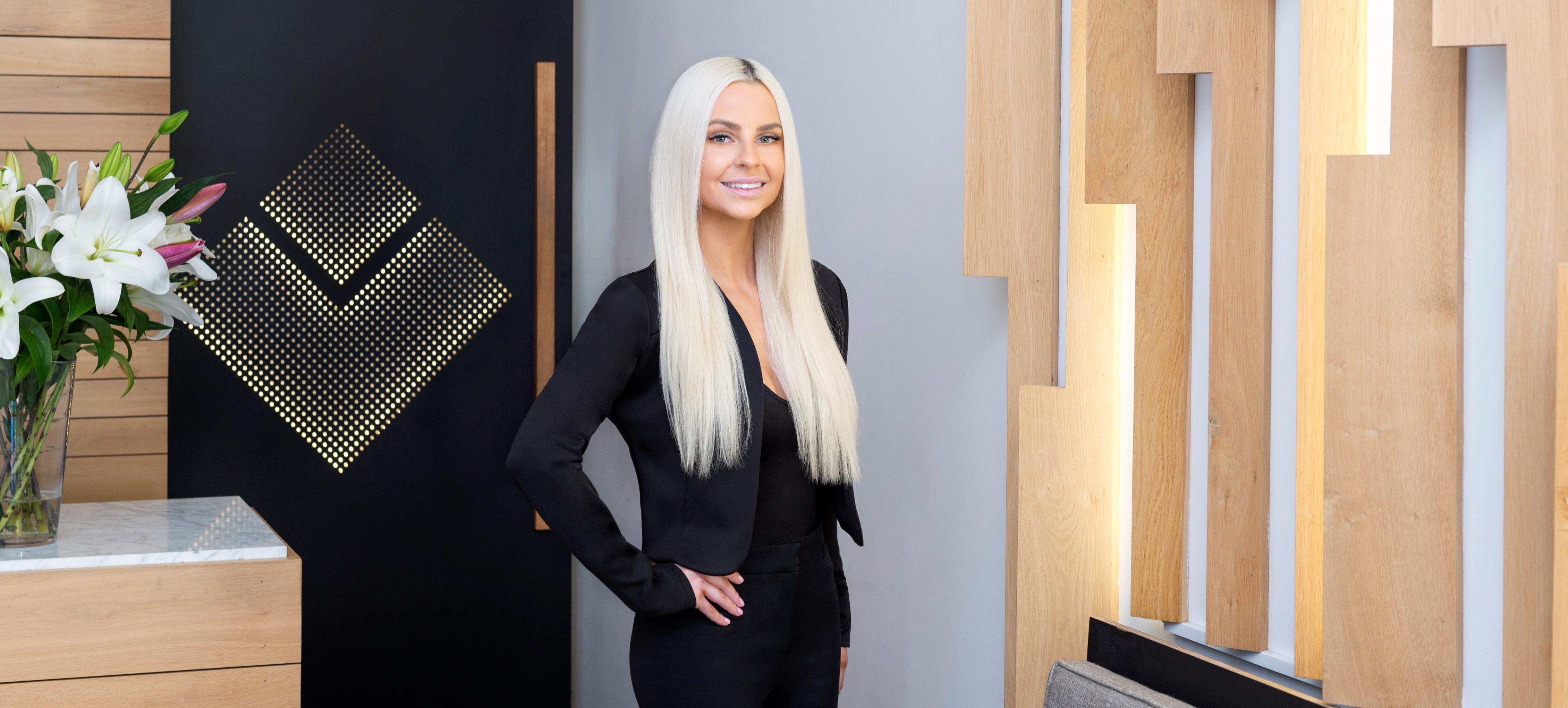 Tiffany Sarro real estate agent
