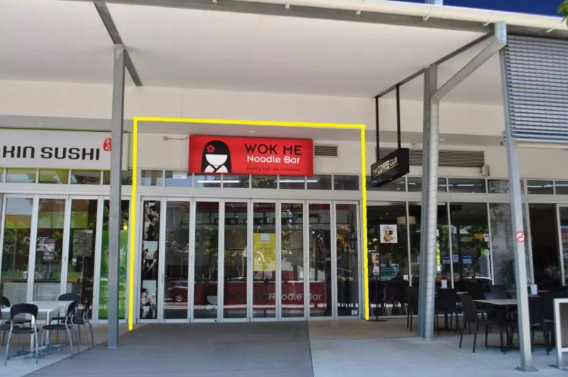 HIGH EXPOSURE FOOD OUTLET IN THRIVING CAFE PRECINCT
