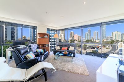 World Class CBD Location in Exclusive Residential ONLY building