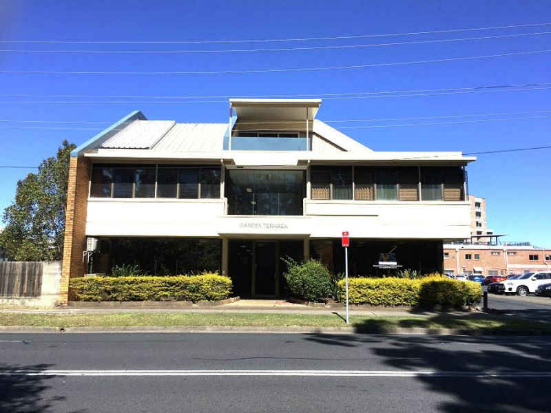 CBD Office Space With OnSite Parking!