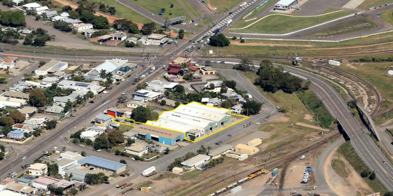 Inner City Industrial Property with Development Potential