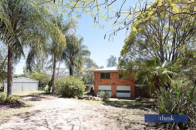 19 ACRES - IDEAL FOR HORSES - SOLID BRICK HOME - OWNERS MOTIVATED!