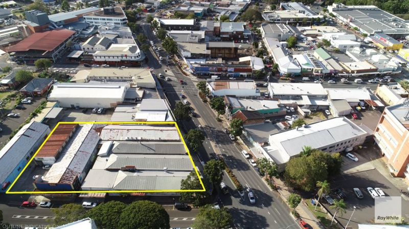 High Exposure Retail Shops For Lease in Nambour CBD | Food/Office/Retail/Showroom