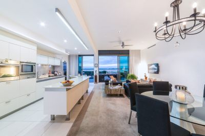 Owner Relocating  Ground-Floor Entertainer's Delight with Stunning Views