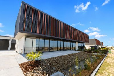 THE NEW BENCHMARK IN QUALITY INDUSTRIAL   AURA BUSINESS PARK