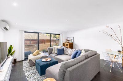 Double-storey apartment