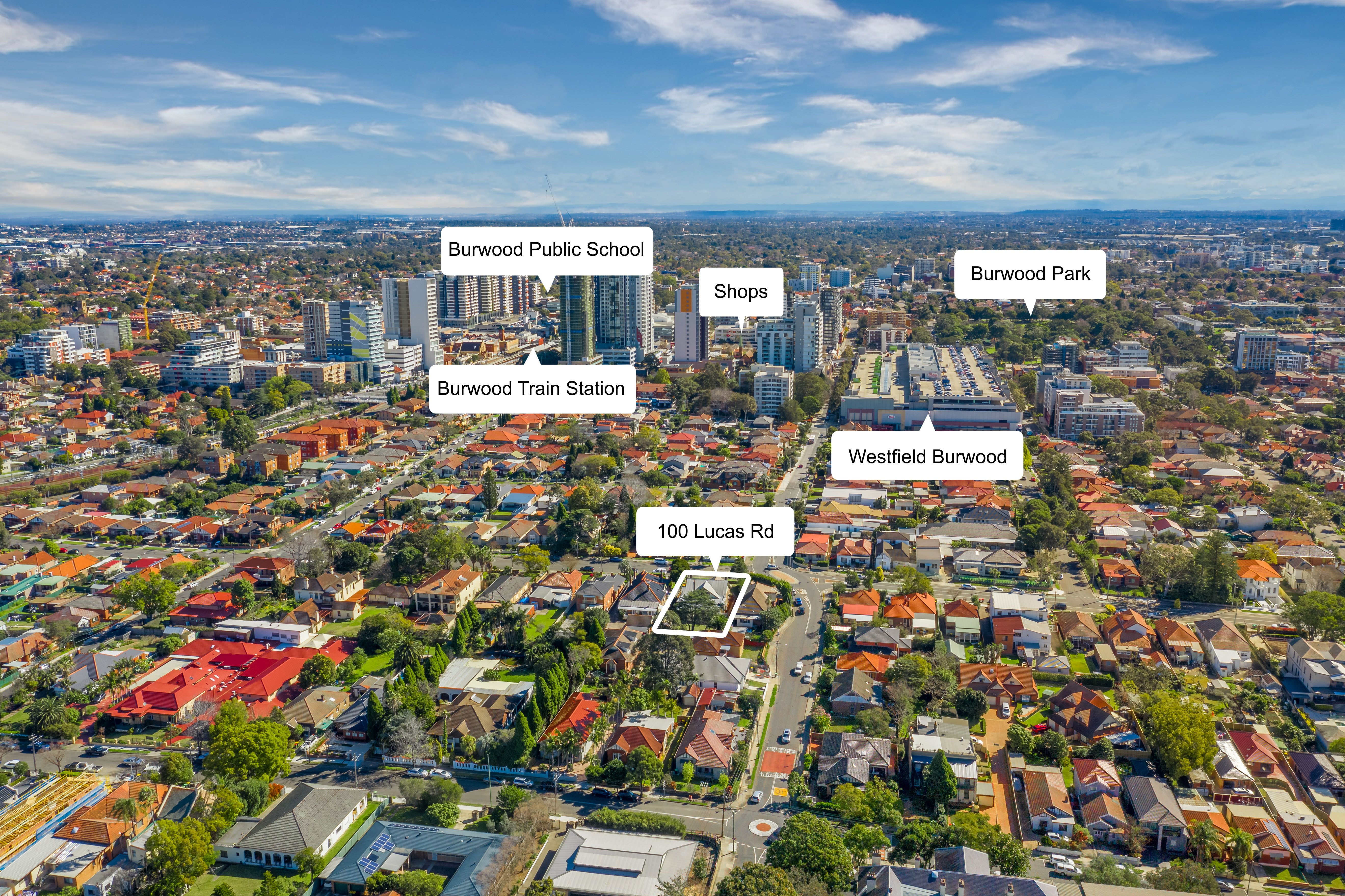 100 Lucas Road, Burwood NSW 2134