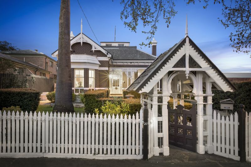 Historically Significant Grace Park Residence