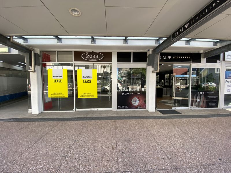 HIGH PROFILE, CBD TENANTED INVESTMENT   MAROOCHYDORE