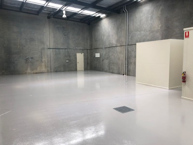 170sqm Rear Industrial Unit with Direct Truck Access