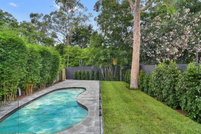 Private Oasis with Swimming Pool in Convenient Paddington Locale