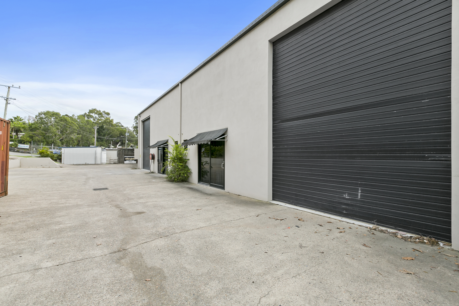 Incentives Offered! 186m2 Warehouse