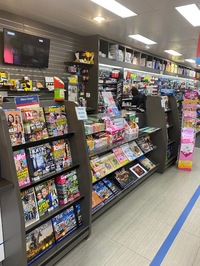 Newsagency & lottery outlet in thriving rural town