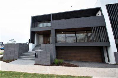 Contemporary multi-level townhouse