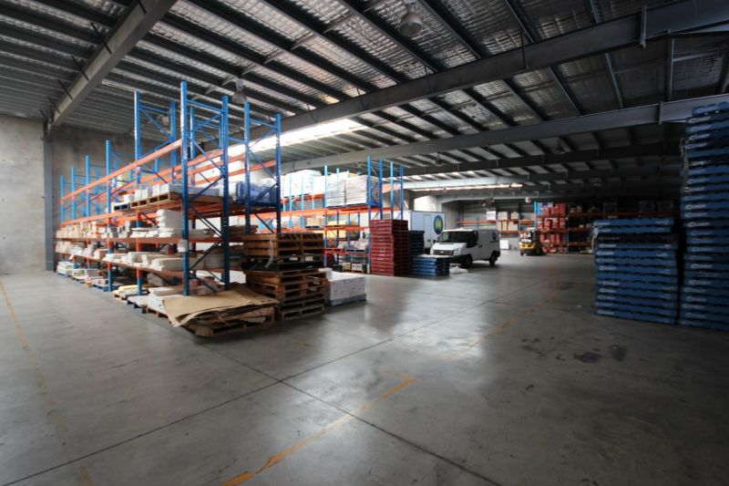 Recently Refurbished Industrial Warehouse - $80/m2 p.a.