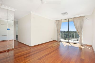 Top Floor Two-Bedroom Unit with City Views