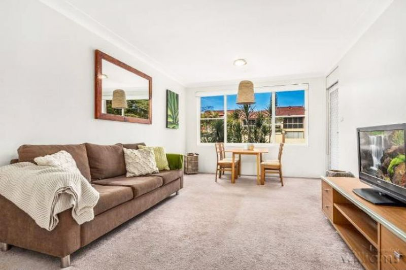 A LIGHT, BRIGHT, CONVENIENT, LOW MAINTENANCE LIFESTYLE IN EAST DRUMMOYNE
