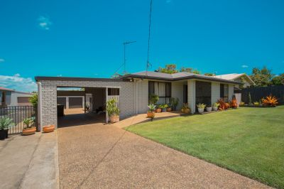 QUALITY BRICK HOME CLOSE TO EVERYTHING WITH 3 BAY SHED & PRIVATE YARD!