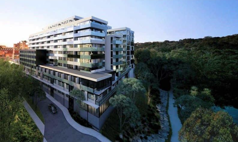 Modern Apartment with Spectacular Mountain View