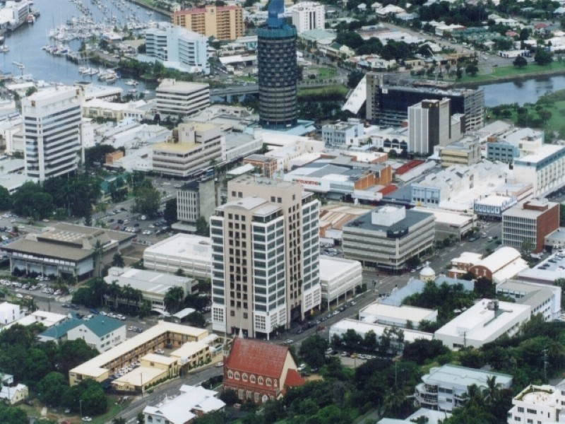 Ground Floor Office Space Available in Prime CBD Location
