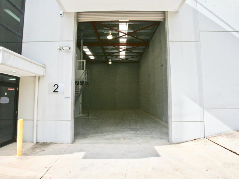 190 SQM INDUSTRIAL UNIT, KINGS PARK