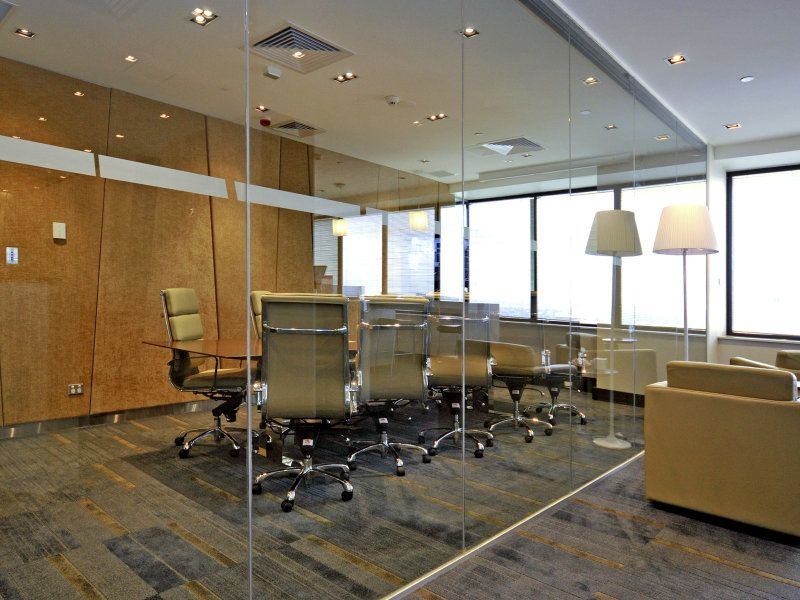 Dream office - Flexible terms - Great location - Perfect price - Yes. Regus Perth St Martins Tower- save up to 60% on traditional office costs.