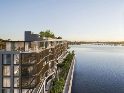 Presentation By Private Appointment - SPACIOUS WATERFRONT 2 BEDROOM APARTMENTS