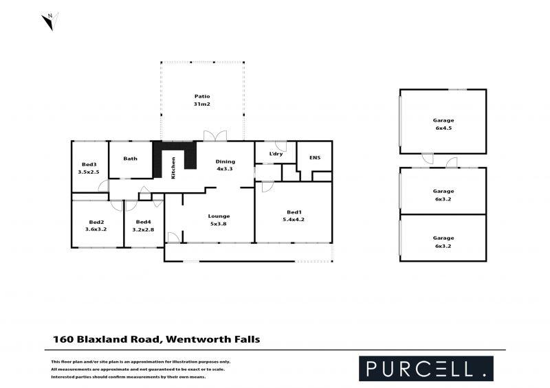 160 Blaxland Road Wentworth Falls 2782