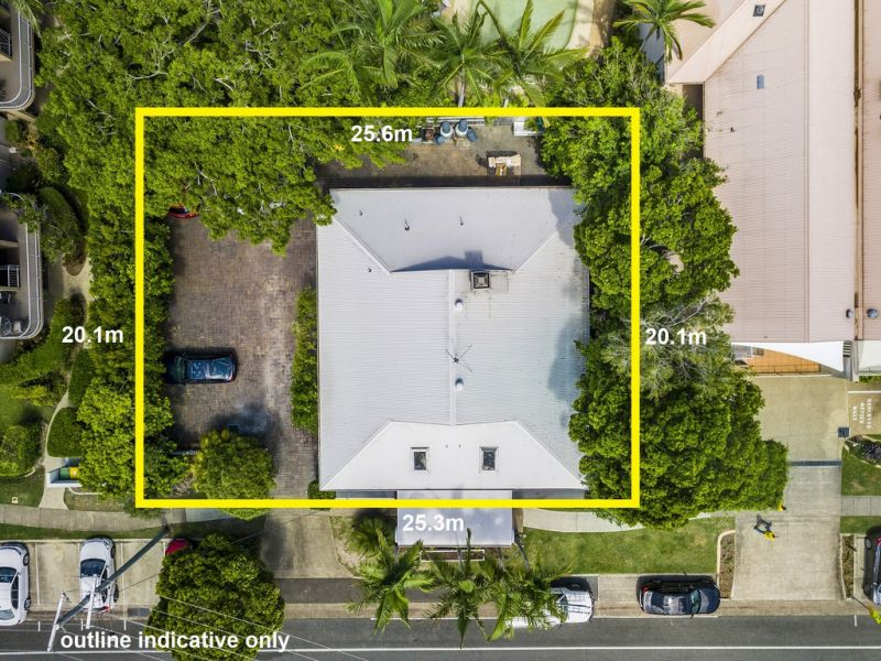 Freehold Retail Investment With Development Potential