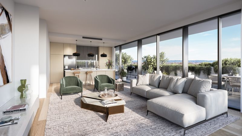 Oversized 3 Bedroom Apartments in the heart of Rouse Hill-02