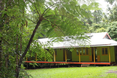 Perfect Retreat or Hideaway Home with Beautiful Rainforest and Pristine Creek